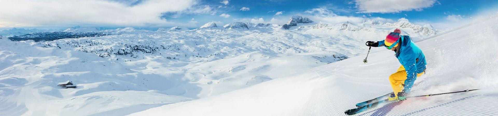 Skisport in der Sportgemeinschaft des Bayerischer Rundfunk