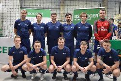 Die SGBR-Fußballmannschaft © B2Soccer