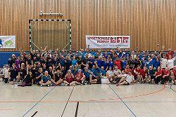 Spieler ARD/ZDF-Badminton-Turnier 2019 (Foto: © ZBS/Jürgen Kremer)