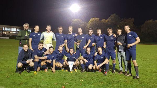 SGBR-Fußballer werden Meister der A-Klasse. © SGBR Sparte Fußball