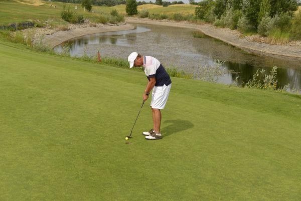 Golf MCC 2019, Foto: Peter Frank