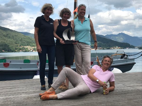 Segeln Club Cup Tegernsee 2019, Foto: Birgit Loy