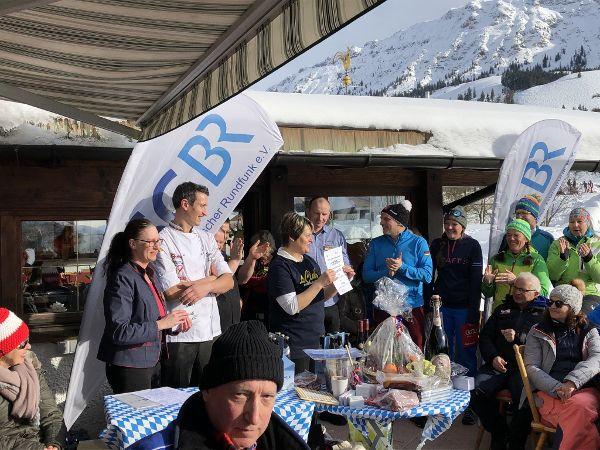Siegerehrung Skitrainingstage Oberjoch, Foto: Franz Lachermeier