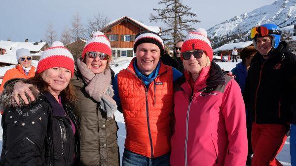 Skitrainingstage Oberjoch, Foto: Günther Fischer
