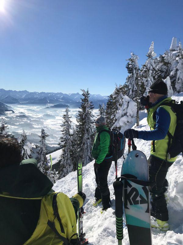 Skitrainingstage Oberjoch, Foto: Birgit Loy