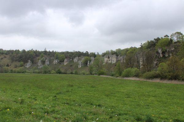 Wanderung Solnhofen, 12 Apostel. Foto: Gabi Knab