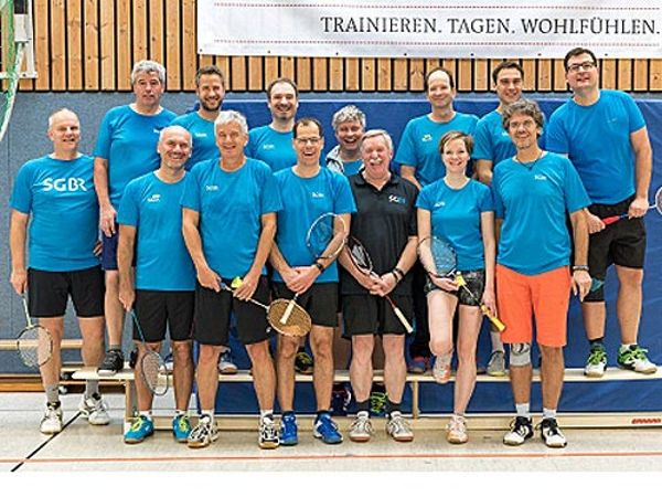 Badminton Turnier ARD ZDF