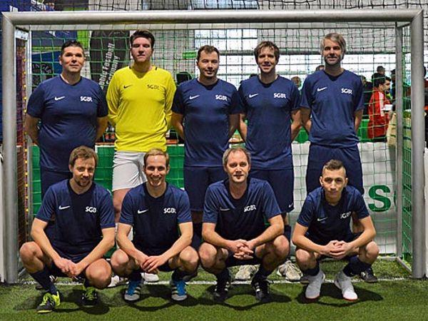 Indoor B2 Soccer Turnier